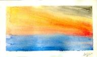 Mar y cielo II
