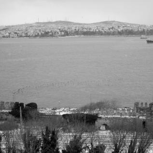 vistas desde Topkapi